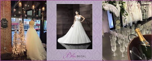 Bliss Bridal is a Bridal Boutique in Hamburg, NY