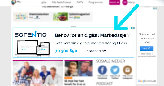 Kan det bli for mye remarketing? - Sorentio AS