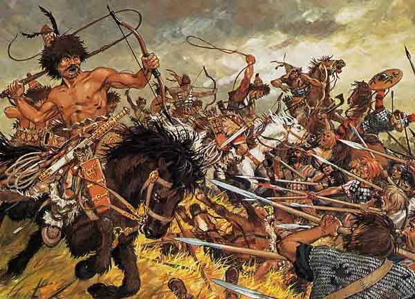 Resultado de imagem para barbarian invasions
