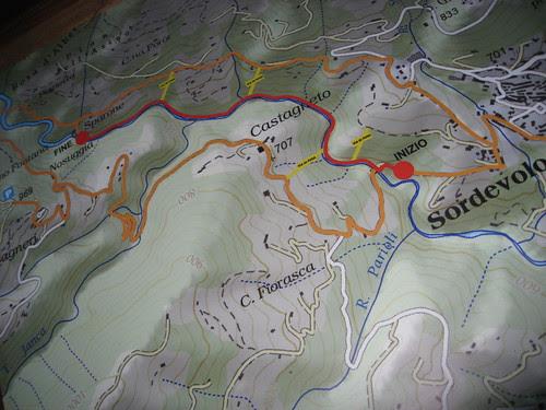 La cartina