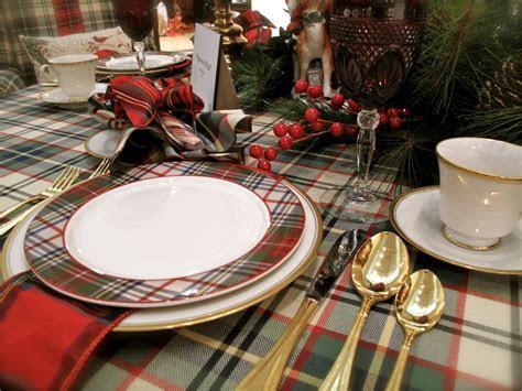 Lbs of Flesh: Tartan on the Table