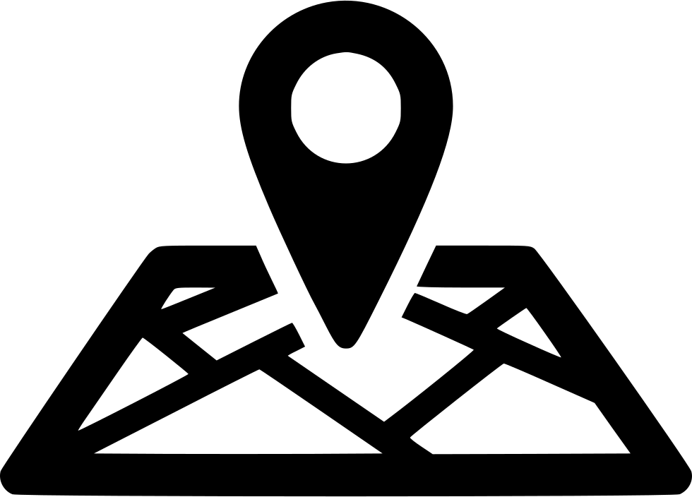 Pin Map Gps Location Navigator Place Marker Svg Png Icon