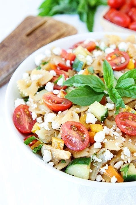 Summer Pasta Salad         |         Special Cooking