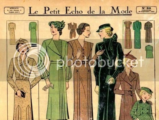 peit mode september 1934
