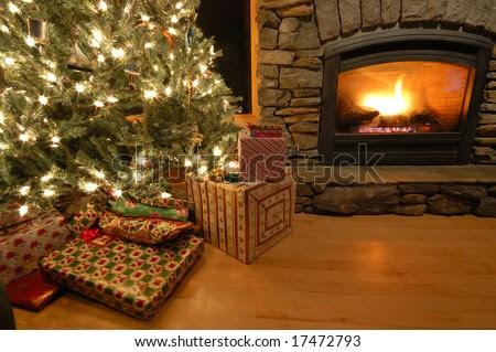 decorations ideas christmas living room