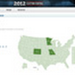 Election Map 2012: Live Voting Results