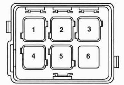 Bmw 525i E34 1989 1990 Fuse Box Diagram Auto Genius