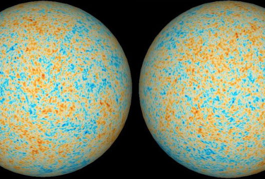 Where Is The Cosmic Microwave Background?