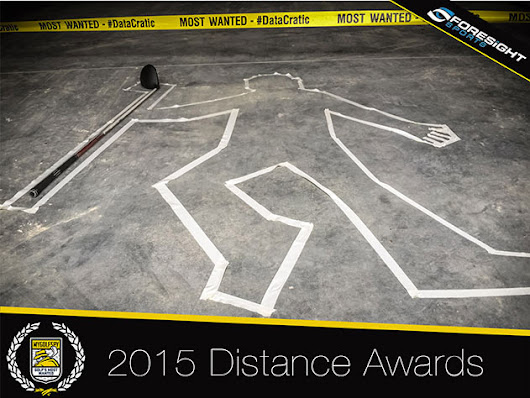 2015 Mygolfspy driver distance awards - great unbiased driver data!