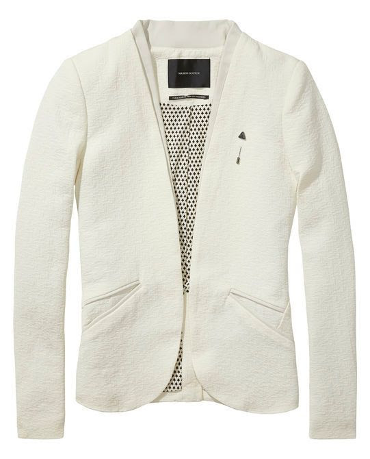 Maison Scotch Summer Blazer