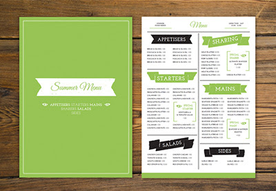 How to Create a Tasty, Trendy Menu Card in Adobe InDesign - Tuts+ Design & Illustration Tutorial