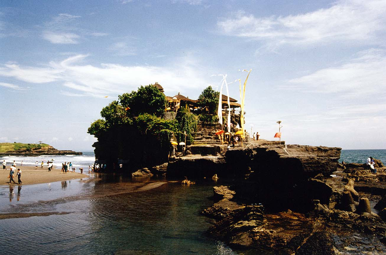 Location Map of Tanah Lot Temple Bali,Tanah Lot Temple Bali position location map,Pura Tanah Lot Temple Bali accommodation destinations attractions hotels map reviews photos pictures