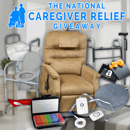 The National Caregiver Relief Giveaway