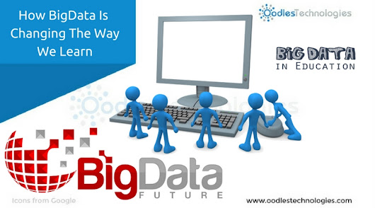 How BigData Is Changing The Way We Learn