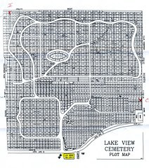 lakeview cemetery plots
