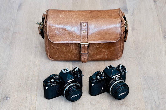 In your bag No: 1541 - Michael Dominic K. - Japan Camera Hunter