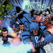 "Television Director Eric Dean Seaton Reveals First Graphic Novel Series ""The Legend of the Mantamaji"" at Comic-Con San Diego"