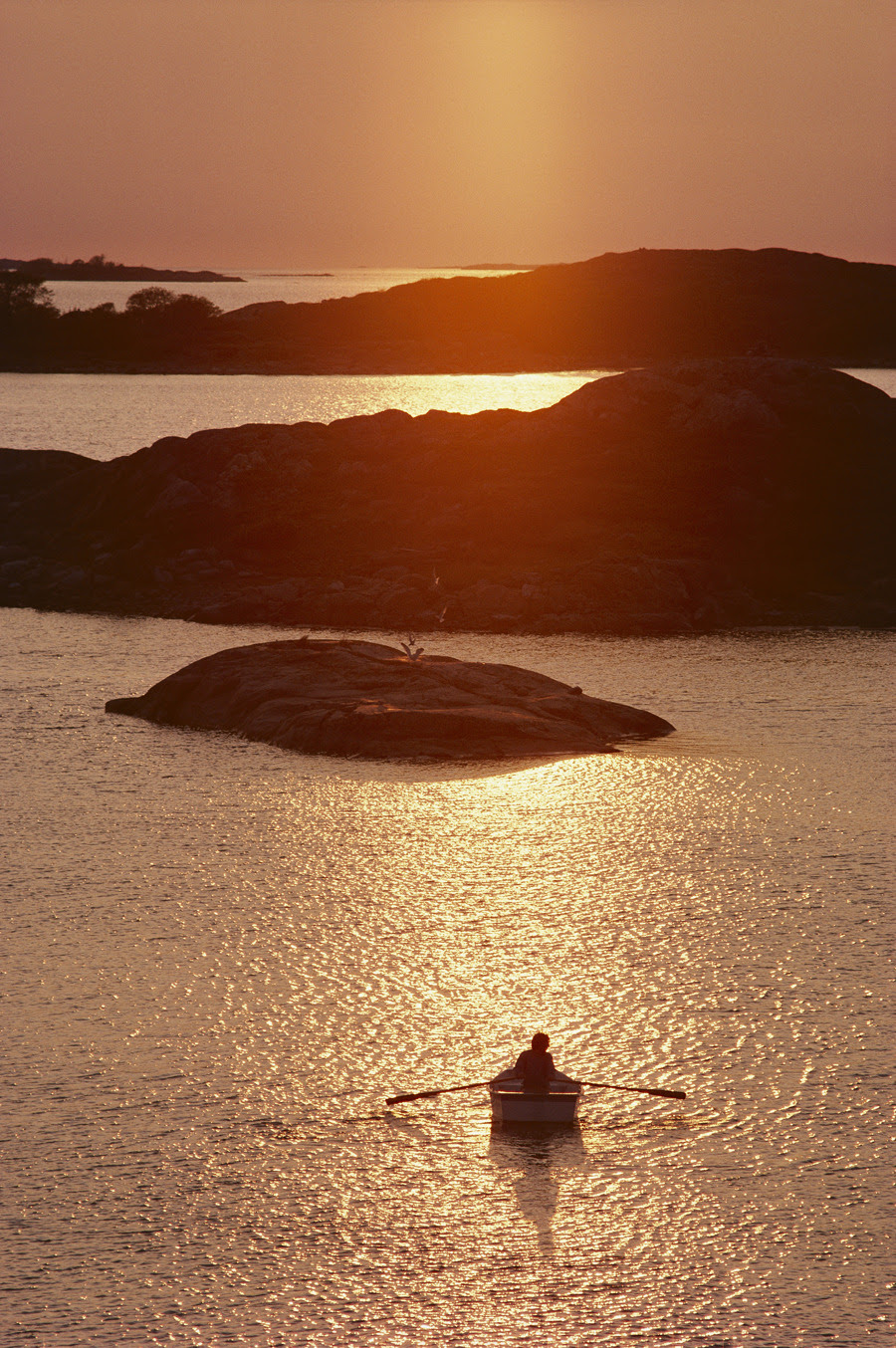 Osterskar Island, Finland.Photograph by Thomas J. Abercrombie, National Geographic