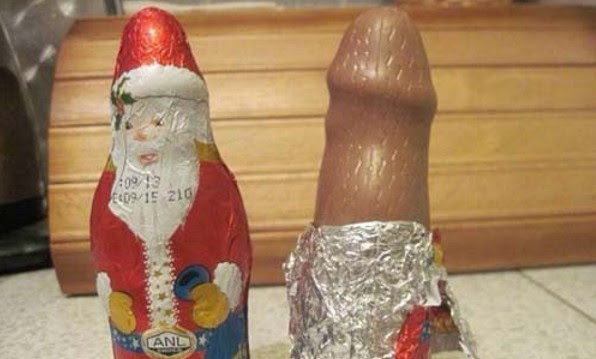 funniest-pictures-2013-santa-chocolate