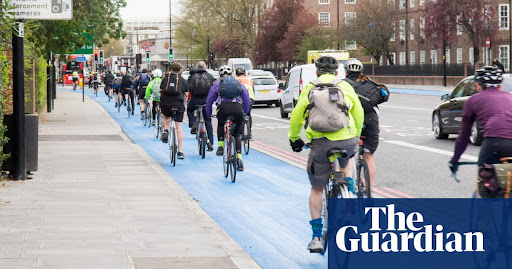 Pollutionwatch: why cycling is better for you in 99% of world's cities