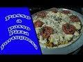 Receita de Pizza Portuguesa fácil