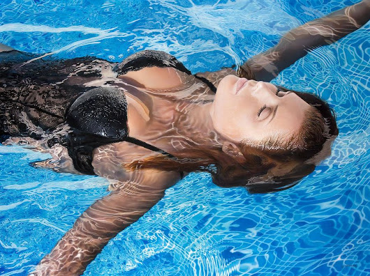 Amazing Hyper-Realistic Paintings by Johannes Wessmark