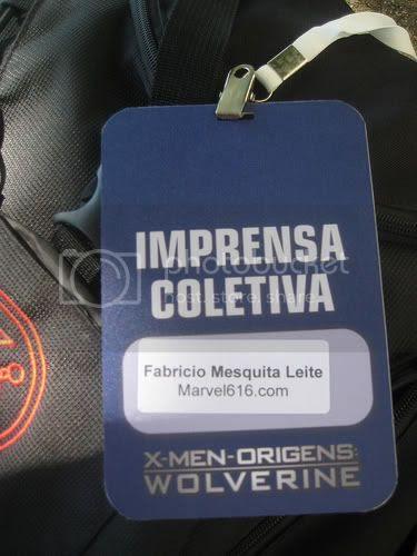 Marvel 616 na coletiva do Wolverine