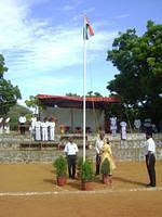 Independence Day Celebration at VKV Kanyakumari