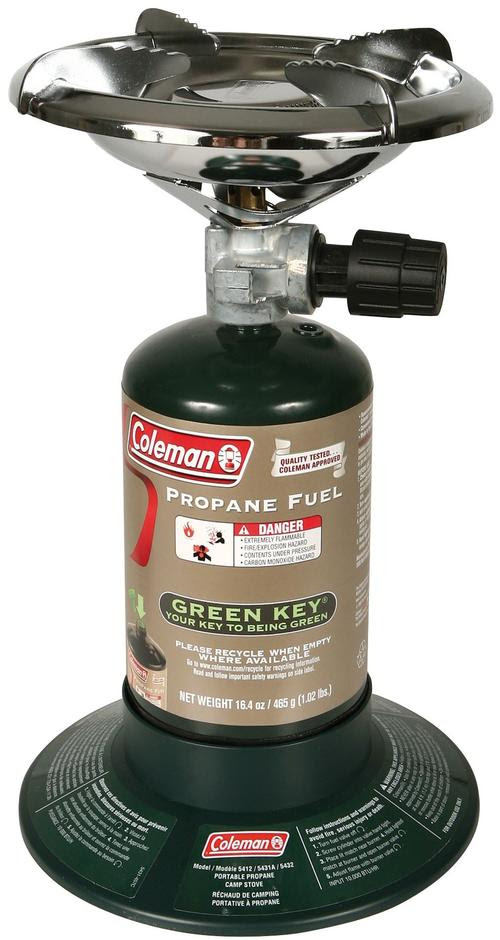 Stoves, Burners & Gas Cylinders - COLEMAN Perfectflow ...