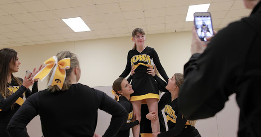 For disabled cheerleaders, this squad is changing lives