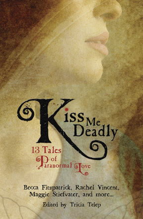 Kiss Me Deadly Anthology Cover