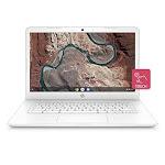 """HP 14-db0070nr 14"""" Chromebook - AMD A4-9120 2.20 GHz - 4 GB RAM - 32 GB eMMC - Snow White"""