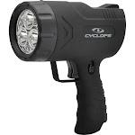 Cyclops Sirius CYC-X500H Handheld Rechargeable Spotlight - Black