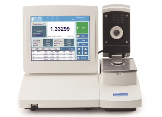 Refractometer Data Storage Options for Laboratories
