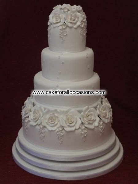Cake WCE307 :: :: Wedding Cakes :: Cake Library   Cake for