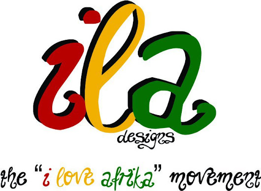 ILA I Love Afrika Designs| Authentic Rastafari Clothing & Accessories
