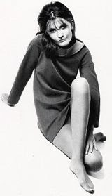 Sandie Shaw: must stay at least 100 yards away from