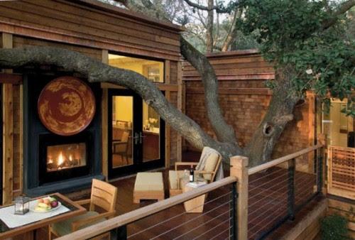 SB Architects contemporary patio