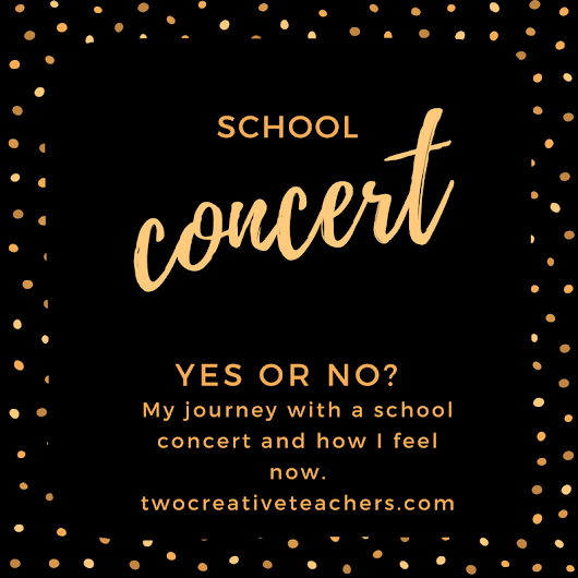 school concert: is it worth it?
