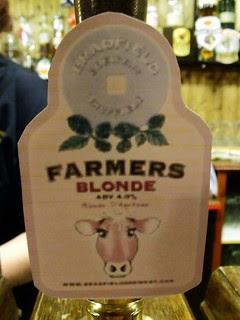 Bradfield, Farmers Blonde, England