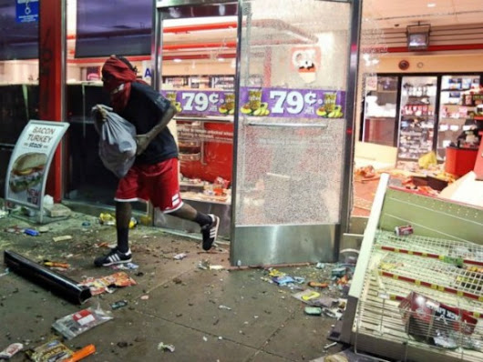 "Ferguson As America: ""There Is A Brewing Problem... And It's Extremely Dangerous"" 