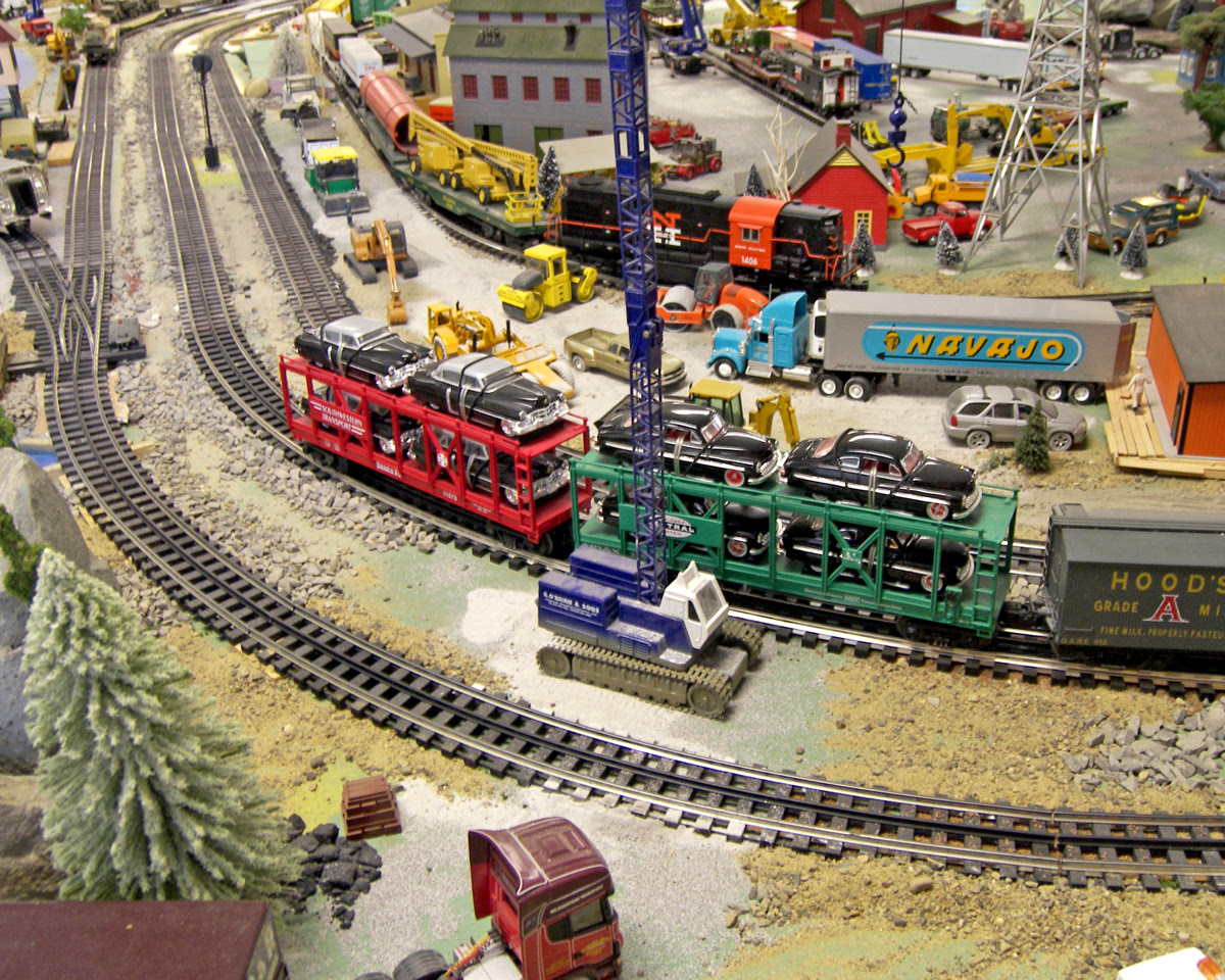 Izzy man: Access Ho train sets for sale used