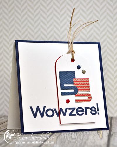 Wowzers!