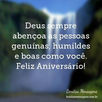 Deus Sempre Abençoa As Pessoas Genuínas Humildes E Boas Como Você