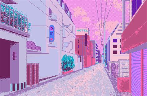 city street disappear   shiny city art