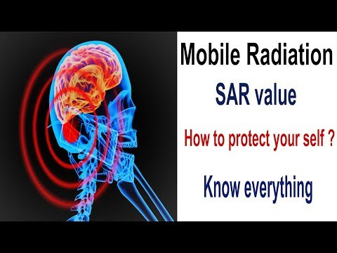 [Bengali] What is mobile radiation?What is SAR value? Explained in detail