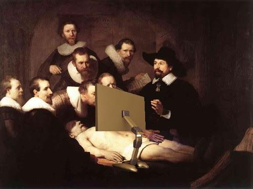 Eletronic Rembrandt