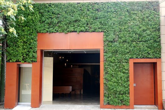 Green Wall One
