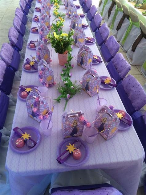 Rapunzel / Tangled Birthday Party Ideas in 2019   Shaielle