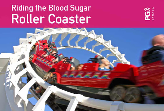 Riding the Blood Sugar Roller Coaster - PGX®
